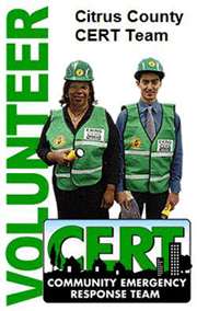 Volunteer CERT