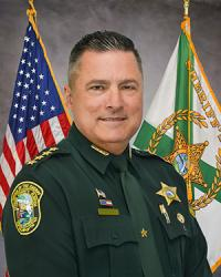 Sheriff Mike Prendergast
